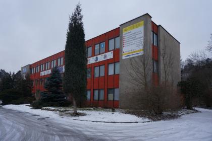 Původní stav budovy