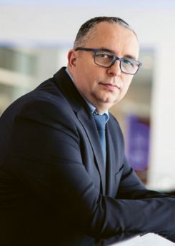Alexander Marinković, generální manažer společnosti OnRobot pro střední Evropu a Rusko