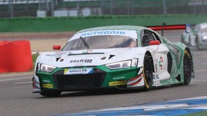 Audi R8 LMS GT3 so Space Drive získava povolenie pre štart v rámcovom programe pretekov DTM