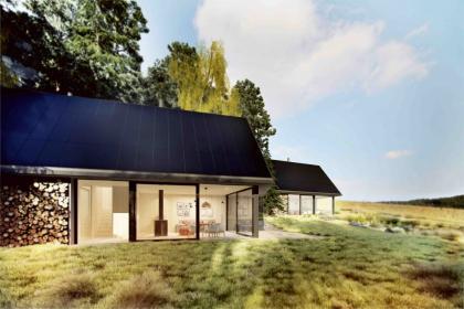 Vizualizace budoucí stavby