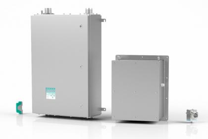 Nový systém pro profukování velkých skříní je nejnovějším přírůstkem do skupiny produktů značky Bebco® EPS společnosti Pepperl+Fuchs, určených pro profukování a přetlakování skříní.