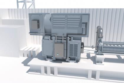 Dalšími vlastnostmi systému 6100 je obtok systému, manuální zapnutí nebo vypnutí krytí, aktivace funkce profukování v závislosti na teplotě (využívá se, je-li profukování využíváno i pro chlazení) a zpožděné odstavení systému při ztrátě tlaku pro korekci tlaku při procedurách odstavení.