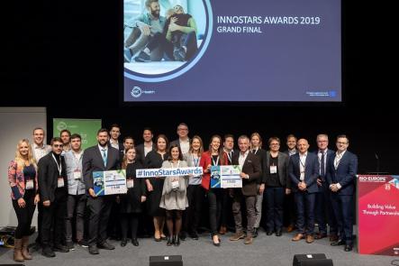 InoCure získala s 3D buněčnými kulturami na EIT Health InnoStars Awards druhé místo