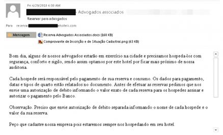 Hackeři zaútočili na hotely