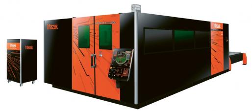 Stroj OPTIPLEX 3015 DDL s polovodičovým DDL laserem kombinuje vysoký výkon s nejmodernější laserovou technologií. Díky vysokým rychlostem obrábění DDL rezonátoru lze dosáhnout až 15% zvýšení produktivity