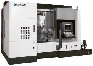 Víceúčelové soustružnické centrum Okuma Multus U 3000 2 SW1500 pro obrábění velmi složitých dílů s vysokou přidanou hodnotou a technologií kompletního obrobení na jedno vložení