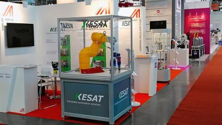 Tradiční expozice KESAT na MSV