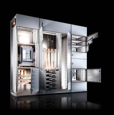 Nový systém VX25 Ri4Power umožňuje maximální jmenovitý proud až 6 300 A ve spojení s menším průřezem měděné přípojnice