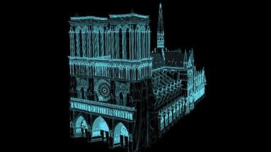3D skenování je šancí pro katedrálu Notre Dame