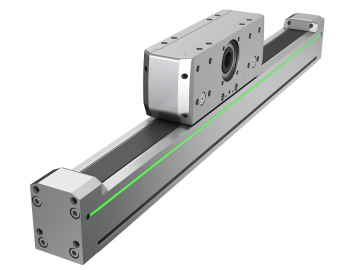Osy HC-B umožňují při zátěži 30 kg dosahovat rychlost až 5 m/s. Zvládají zrychlení až 30 m/s2 do výšky 1 200 mm s přesností opakovaného polohování na pět setin milimetru