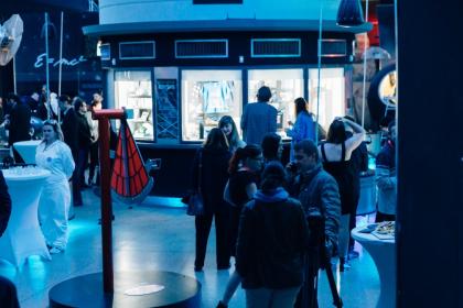 Výroční konference ESA BIC se konala v pražském planetáriu