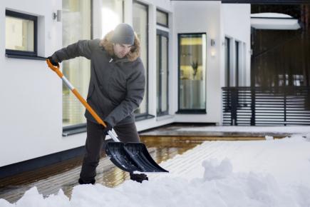 Fiskars Hrablo SnowXpert