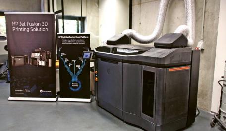 Tiskárna HP Jet Fusion 4 200