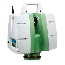 Leica ScanStation C10 je pokračovatelem řady ScanStation. Všechny funkce jsou ovládány z grafického barevného displeje. Plné zorné pole 360° × 270°, dosah 300 m, rychlost skenování až 50 000 bodů za sekundu, AKU napájení, videokamera. Technologie Smart X-Mirror umožňuje pomocí rotujícího zrcadla naskenovat celý prostor až do zenitu za několik minut. Zrcadlo se automaticky natáčí při skenování plného zorného pole nebo osciluje při efektivním snímání vybraných scén v užším zorném poli.