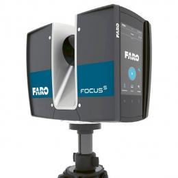 Základem řady skenerů Faro Focus od Faro Technologies Inc. je série tří laserových snímačů s rozsahem měření na vzdálenost 70, 150 a 350 m. Vestavěná 8Mpx kamera umožňuje snadné snímání podrobných snímků a poskytuje přirozené barevné překrývání skenovaných dat v extrémních světelných podmínkách. Pro zpracování naskenovaných dat lze použít jak softwarových nástrojů Faro, tak i některých dalších podle volby uživatele, jako je např. Autodesk ReCap. Od roku 2013 přicházejí i typy Faro Focus X 130 a Faro Focus X 330 s vestavěným GPS modulem a rychlostí měření 976 tisíc bodů za sekundu.