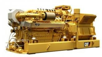 Kompaktní Cat CG132B poskytne až 800 kW