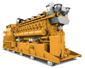 Řada CG170B se dodává s různými variantami motorizace