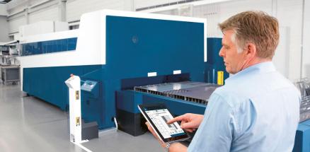 Softwarové řešení Workmate dává provozní instrukce i méně zkušeným pracovníkům