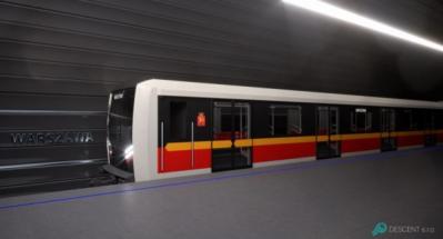 Nové šestivozové soupravy pro Varšavu pojmou až 1 500 cestujících