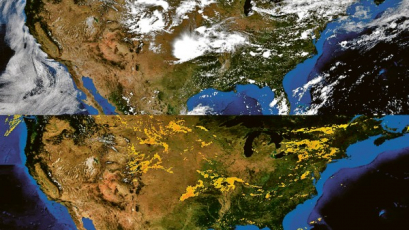 Umělá inteligence Googlu předpovídá počasí