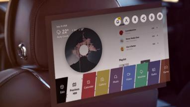 DXC Technology představilo na veletrhu CES 2020 budoucnost automobilismu