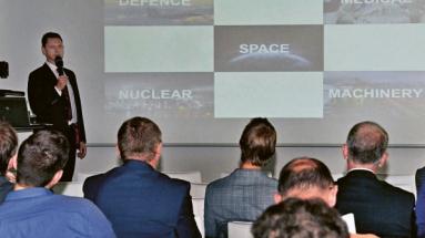 Space Systems Czech opustila úspěšně program BusinessRunway Technologického centra AV ČR