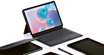 První tablet na světě s podporou 5G – Samsung Galaxy Tab S6 5G