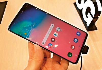 První oficiálně oznámený telefon s podporou 5G – Samsung Galaxy S10 5G. Jeho kamera natočí i video s rozostřeným pozadím