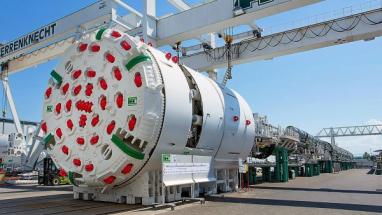 Rozepře o Brennerský průsmyk vyřeší nejdelší železniční tunel světa v poločasu