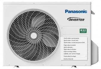 Venkovní jednotka tepelného čerpadla Panasonic Aquarea Generace J