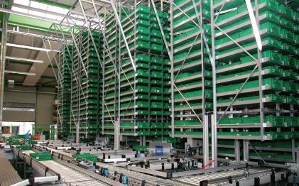 Jednoduché a ekonomické instalace s produkty od Murrelektronik najdou svá uplatnění i ve skladu a logistice