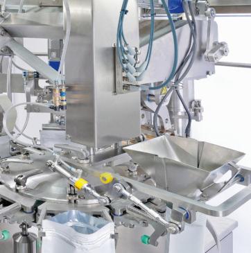 Produkty Murrelektronik nacházejí své uplatnění i v prostředí, jež klade velké nároky na hygienu a vysoký stupeň krytí