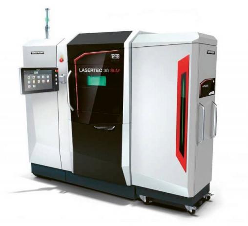 Obr. 7: Lasertec 30 Dual SLM včetně modulu rePLUG