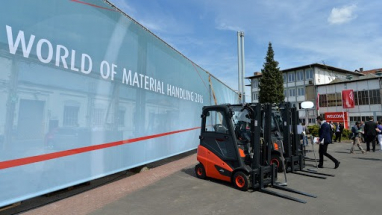 """World of Material Handling"" je posunut na rok 2021"