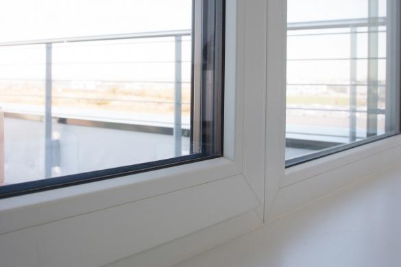 Plastové okno vyrobené z profilu třídy A - VEKA SOFTLINE 82