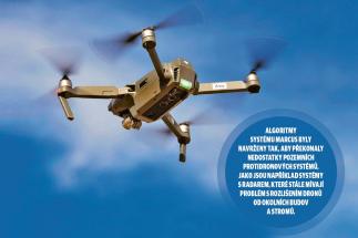 Algoritmy systému MARCUS byly navrženy tak, aby překonaly nedostatky pozemních protidronových systémů, jako jsou například systémy s radarem, které stále mívají problém s rozlišením dronů od okolních budov a stromů.