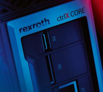 Maximální svoboda: Automatizační platforma ctrlX AUTOMATION od společnosti Bosch Rexroth s otevřenou softwarovou architekturou, vlastní volbou programovacího jazyka a aplikační technologií