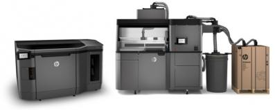 Průmyslová 3D tiskárna HP Jet Fusion 4200