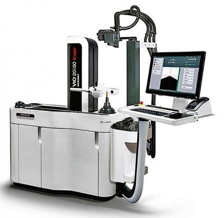 Obr. 5: Seřizovací stroj VIO Linear toolshrink