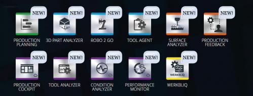 Obr. 2: Nové opční aplikace