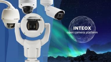 INTEOX kombinuje integrovanou umělou inteligenci (inteligentní video analýzu) od společnosti Bosch s běžně používaným otevřeným operačním systémem (OS)