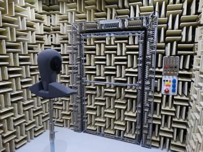 Díky ostravským vědcům mohla vzniknout i jedna z nejtišších bezdozvukových komor v Česku. /Foto:  archiv CPIT EHAK/