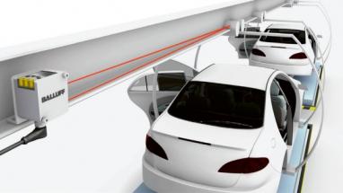 Uplatnění fotoelektrických senzorů v automobilové výrobě
