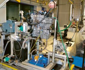Testovací zařízení vyvinuté na Fakultě strojní TUL