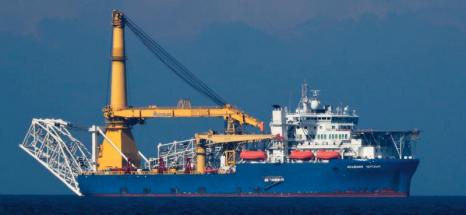 Loď Akademik Čerskij /Foto: Gazprom/