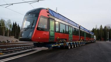 Pasi Tiitola, Tampere Tramway Ltd.