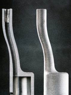 Obr. 8: Miniaturní držák Paul Horn