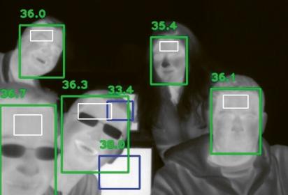 Termokamery nacházejí uplatnění jak v nemocnicích, tak v nákupních střediscích