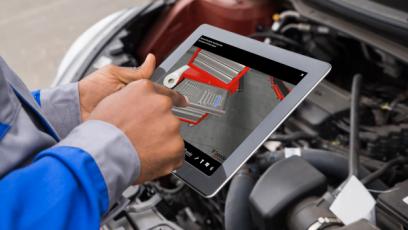 Vizendo je předním poskytovatelem virtuálních školení operátorů v automobilovém průmyslu