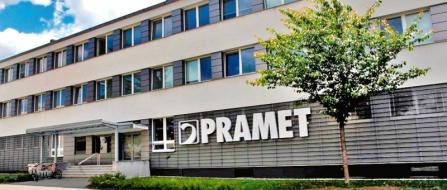 Obr. 1: Objekt společnosti Dormer Pramet v Šumperku